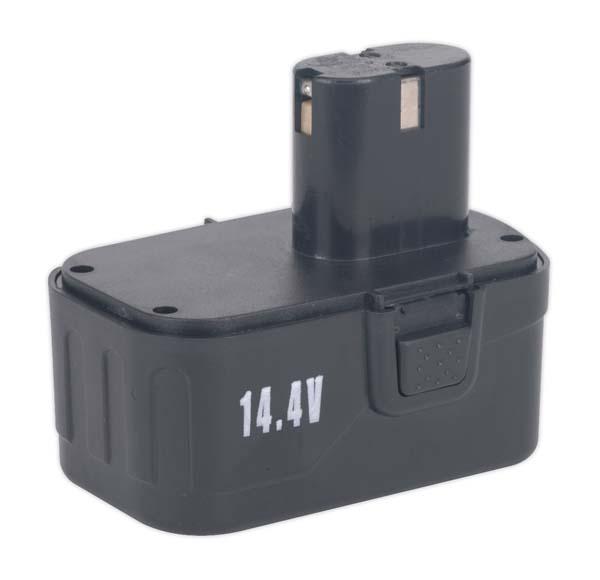 Sealey - CP1440BP  Power Tool Battery 14.4V 1.7Ah Ni-Cd for CP1440