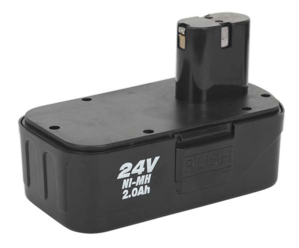 Sealey - CP2400MHBP  Power Tool Battery 24V 2Ah Ni-MH for CP2400MH