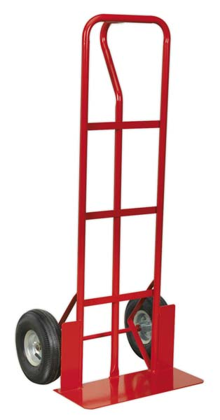 Sealey - CST988  Sack Truck Pneumatic Tyres 250kg Capacity