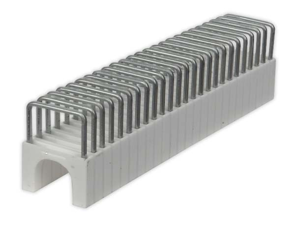 Sealey - CT8125S02  Staple 9.5mm Round for CT8125 Pack of 200