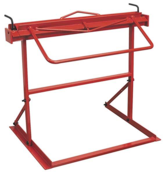 Sealey - DF910  Sheet Metal Folder Floor Standing 910mm