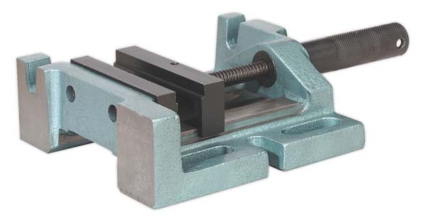Sealey - DV3D  Drill Vice 100mm 3-Way