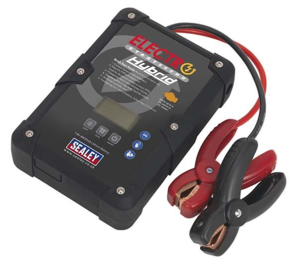 Sealey - E/START800HY  ElectroStart