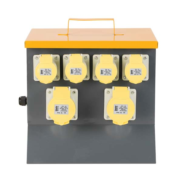 Defender 6-Way Power Splitter Unit 110V