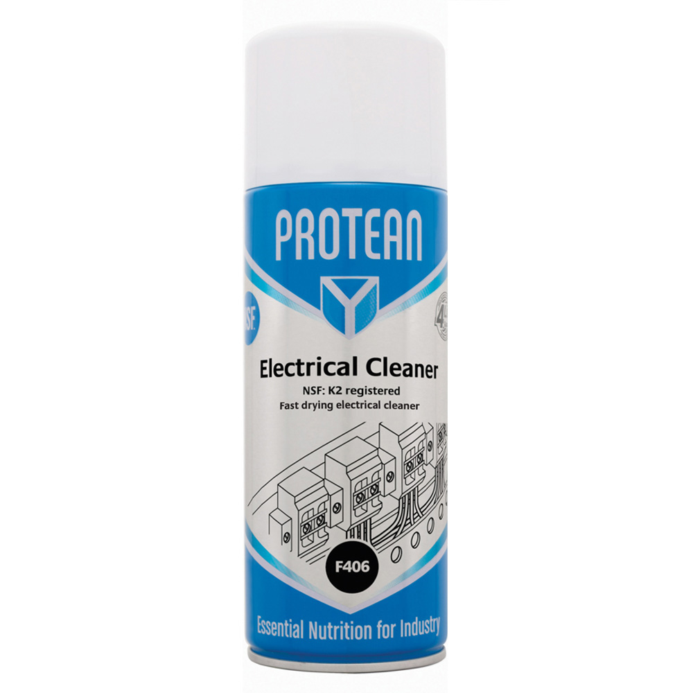 "Tygris "" PROTEAN"" Electrical Cleaner - 400 ml F406"