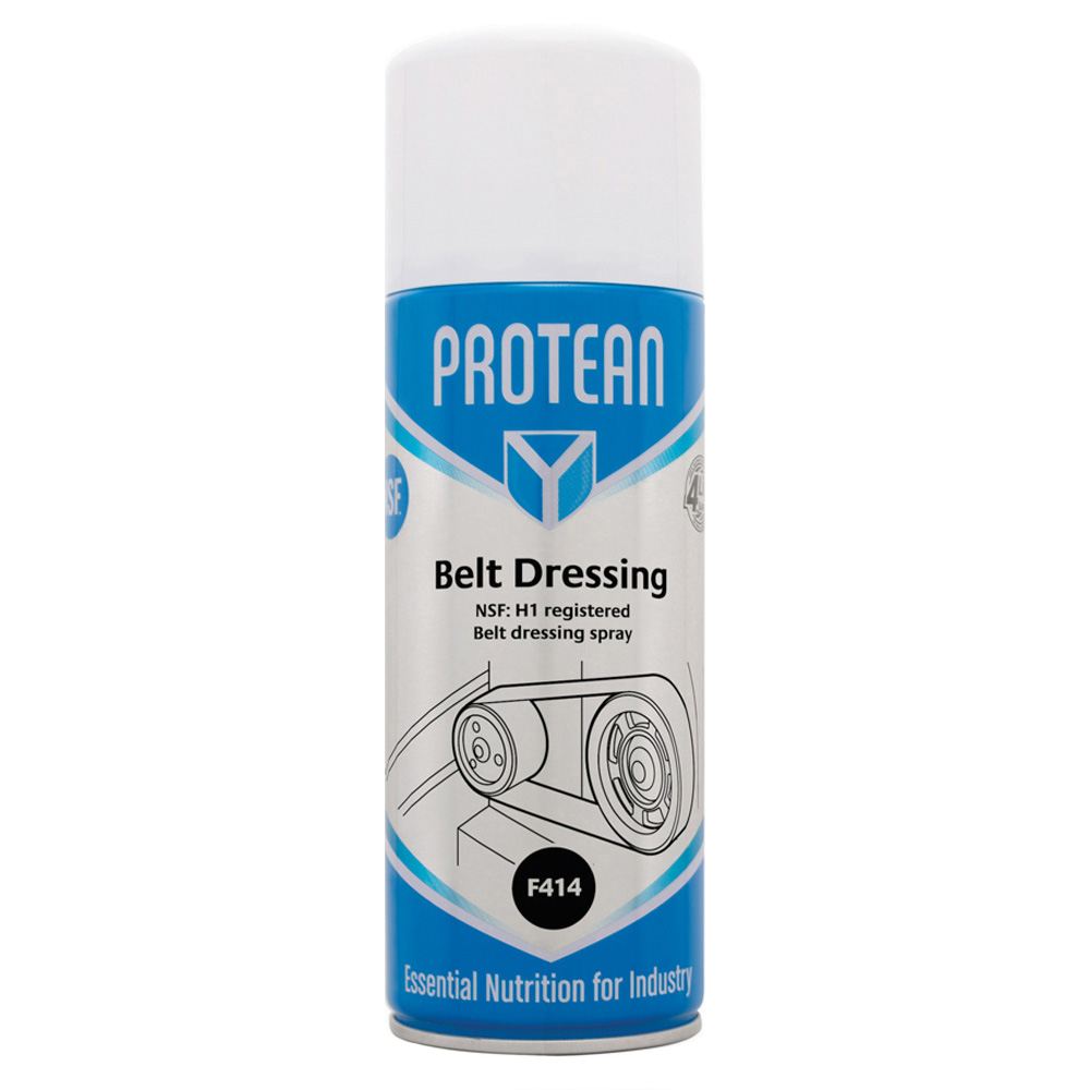 TYGRIS  F414  Belt Dressing NSF  400ml Aerosol