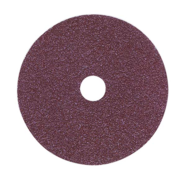Sealey - FBD10024  Sanding Disc Fibre Backed