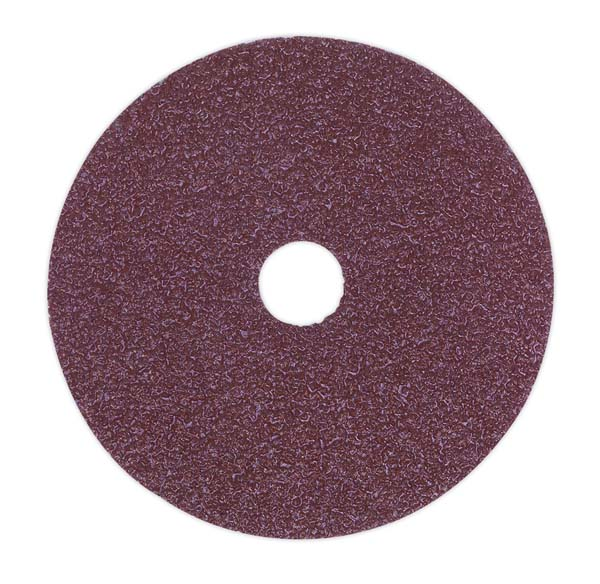 Sealey - FBD11524  Sanding Disc Fibre Backed