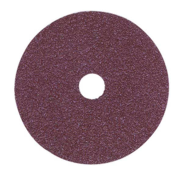 Sealey - FBD11550  Sanding Disc Fibre Backed