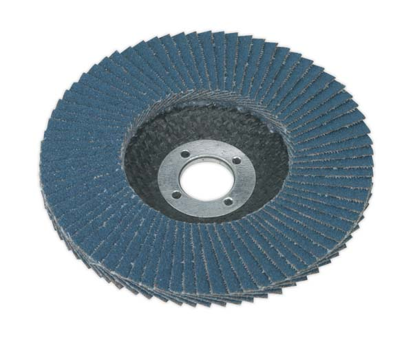 Sealey - FD10060  Flap Disc Zirconium