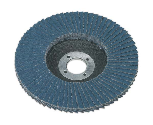 Sealey - FD10080  Flap Disc Zirconium