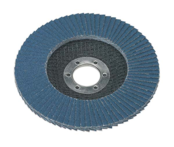 Sealey - FD11540  Flap Disc Zirconium