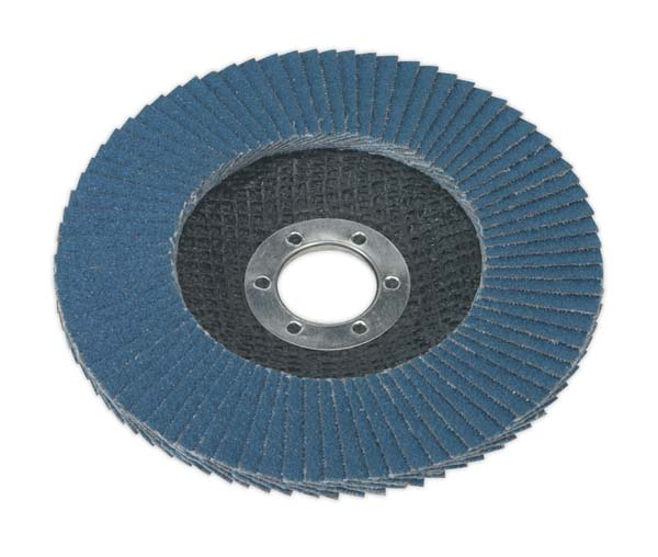 Sealey - FD12560  Flap Disc Zirconium