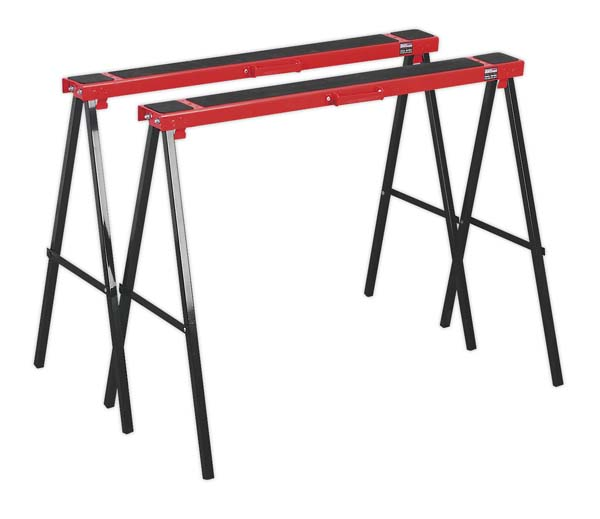 Sealey - FDT2  Fold Down Trestles Pair