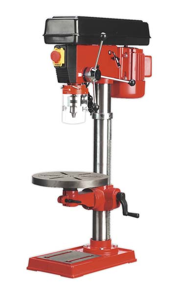 Sealey - GDM120B  Pillar Drill Bench 16-Speed 1000mm Height 550W/230V