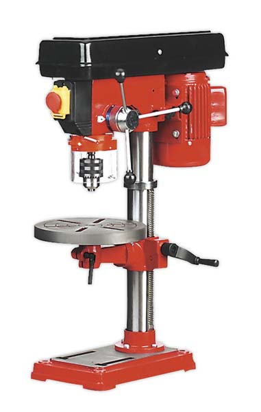 Sealey - GDM50B  Pillar Drill Bench 5-Speed 745mm Height 370W/230V