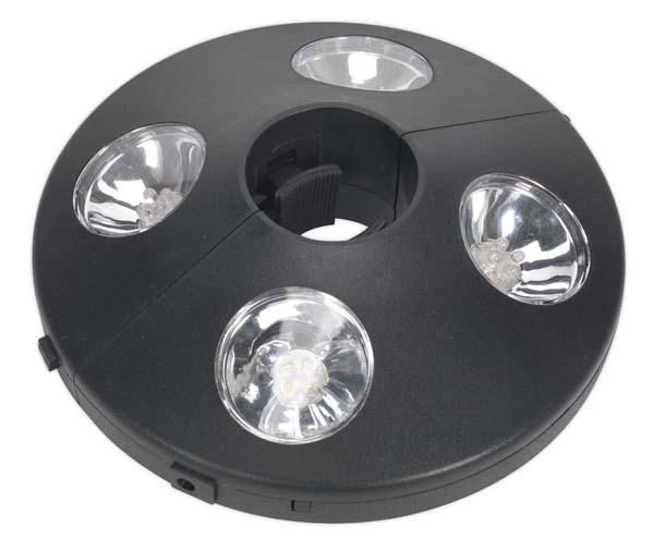 Sealey - GL59  Parasol Lamp 16 LED