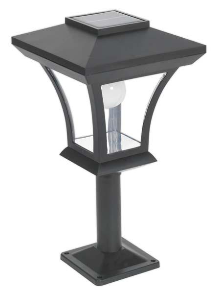 Sealey - GL60  Solar Powered LED Garden Lamp