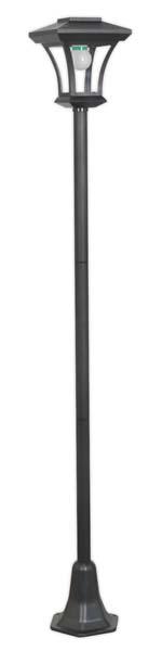 Sealey - GL62  Solar Powered LED Garden Lamp 1690mm