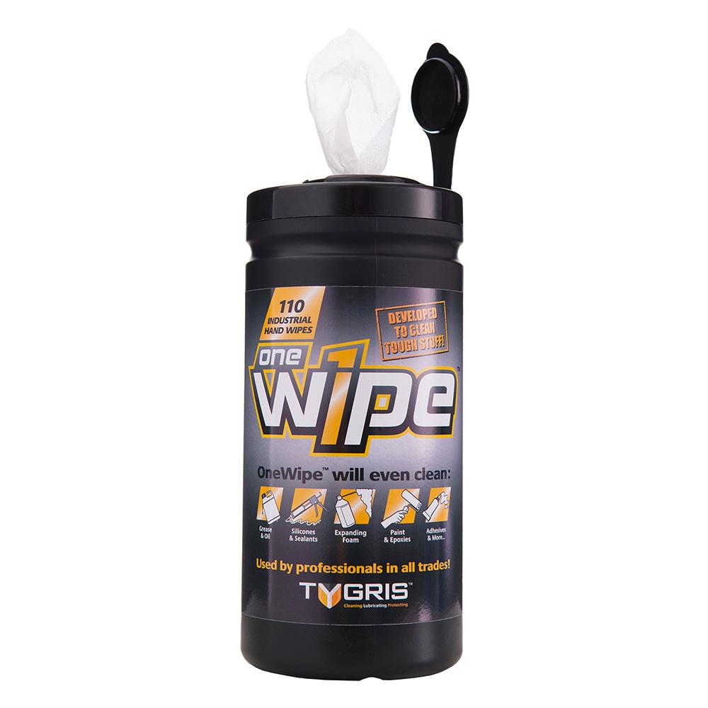 TYGRIS OneWipe Hand Wipes - 110 HW101