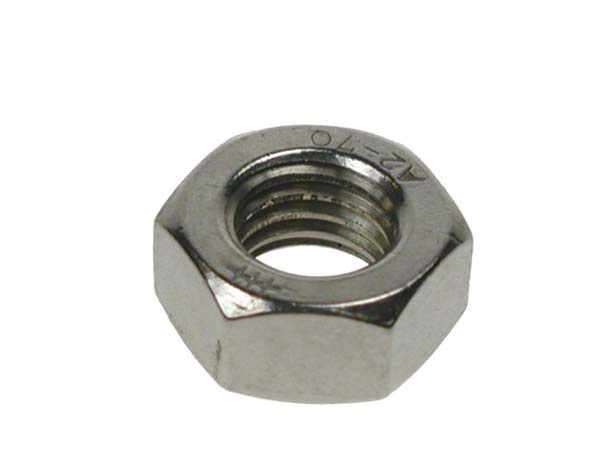 M1.6 HEX FULL NUTS A2     DIN 934
