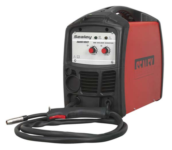 Sealey - IMIG160  MIG Welder Inverter 160Amp