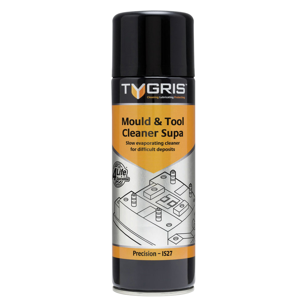 "Tygris "" PRECISION"" Mould & Tool Cleaner Supa - 480 ml IS27"
