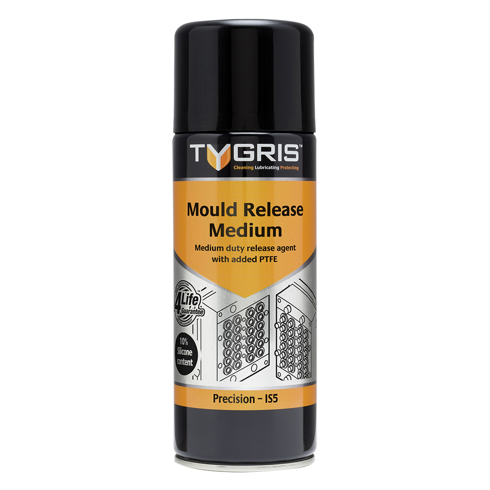 "Tygris "" PRECISION"" Mould Release Medium - 400 ml IS5"