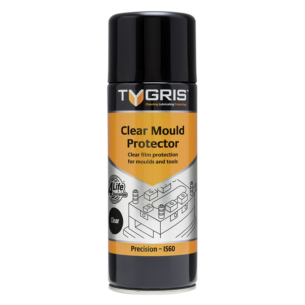 TYGRIS  IS60  Clear Mould Protector  400ml Aerosol