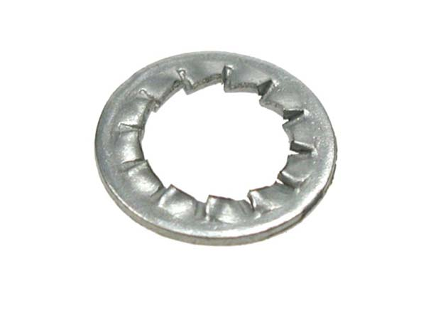 M2.5 INT SH/PROOF WASHERS A2 (OVERLAPPING TYPE)     DIN 6798J