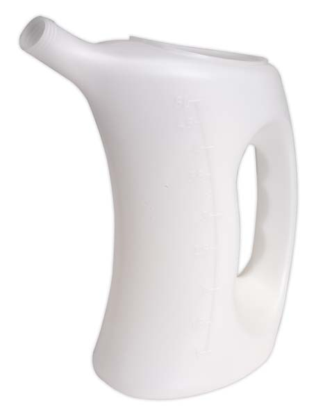 Sealey - J5  Measuring Jug with Rigid Spout 5ltr