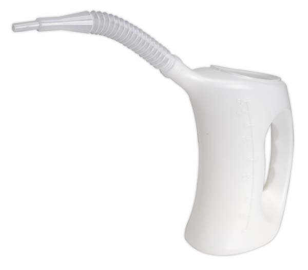 Sealey - J5F  Measuring Jug with Flexible Spout 5ltr