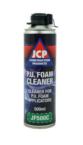 JCP JF500C Expanding PU Foam - Cleaner