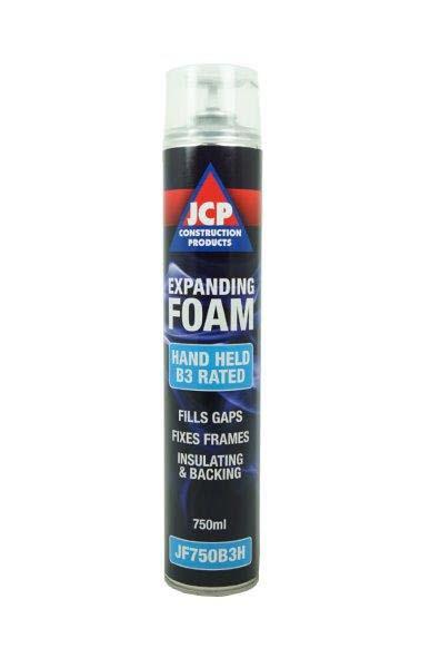 JCP JF750B3H Expanding PU Foam - Grade B3 Hand Held