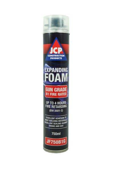 JCP JF750B1G  Fire Stop Expanding Foam Grade B1 Gun Applied