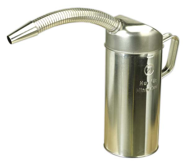 Sealey - JM2F  Measuring Jug Metal with Flexible Spout 2ltr