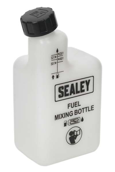 Sealey - JMIX01  2-Stroke Petrol/Fuel Mixing Bottle 1ltr