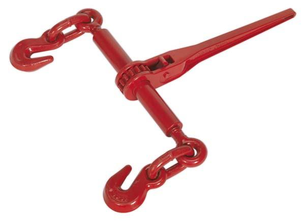 Sealey - LB002  Ratchet Load Binder 9.5-12.7mm 4200kg Capacity