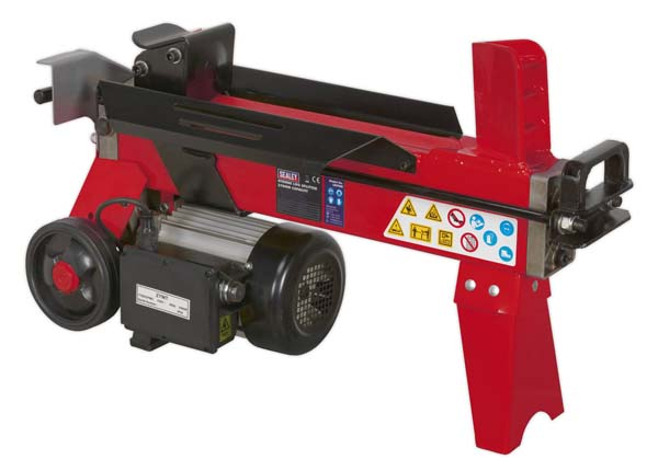 Sealey - LS370H  Horizontal Log Splitter 4tonne 370mm Capacity