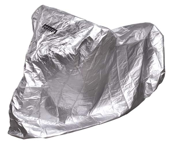 Sealey - MCM  Motorcycle Cover Medium 2320 x 1000 x 1350mm