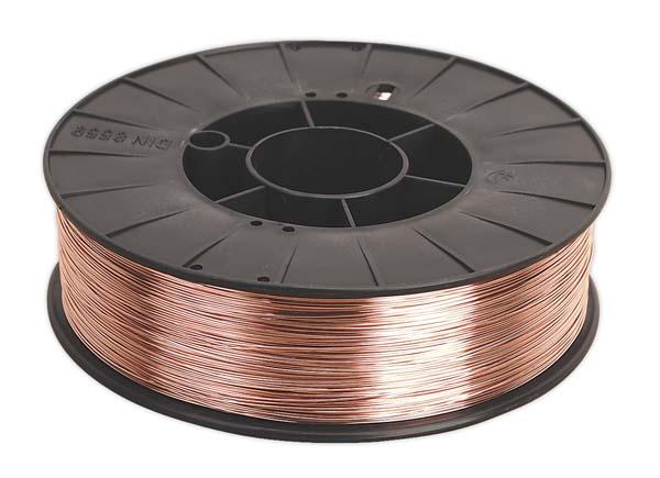 Sealey - MIG/777708  Mild Steel MIG Wire 5kg 0.8mm A18 Grade