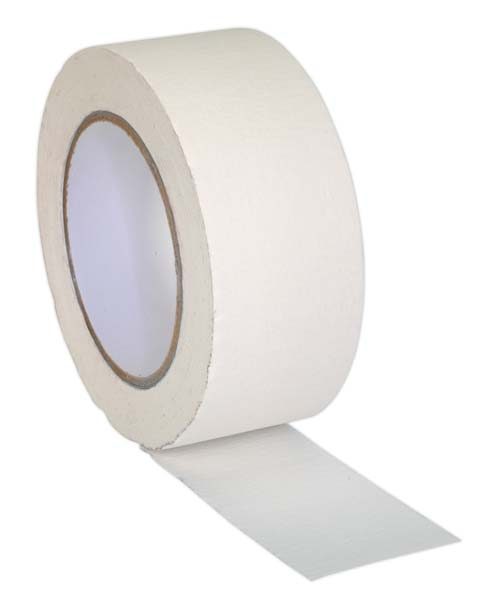 Sealey - MTG48  Masking Tape General Purpose 48mm x 50mtr 60