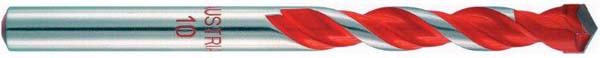 JCP 4.0 x 75mm Multidrill Tungsten Carbide Universal Drill Metric - Alpen