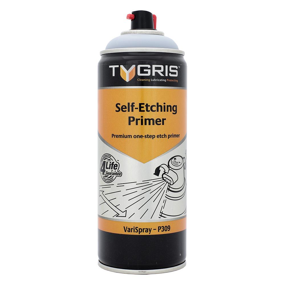TYGRIS Self Etching Primer (Grey) - 400 ml P309