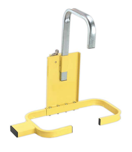 Sealey - PB397  Wheel Clamp with Lock & Key
