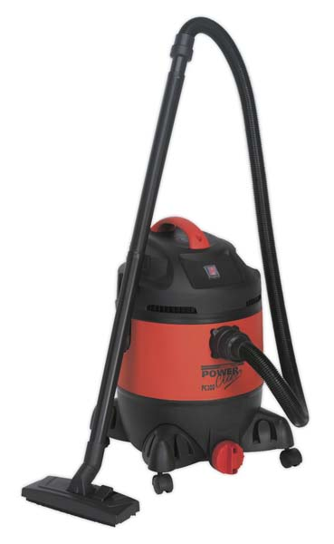 Sealey - PC300  Vacuum Cleaner Wet & Dry 30ltr 1400W/230V