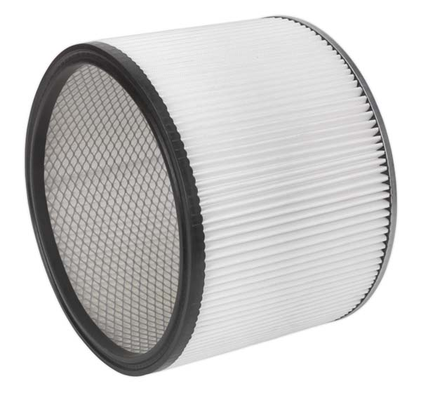 Sealey - PC85.CF  Cartridge Paper Filter for PC85