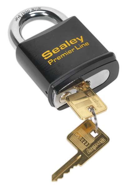 Sealey - PL503  Steel Body Padlock 61mm