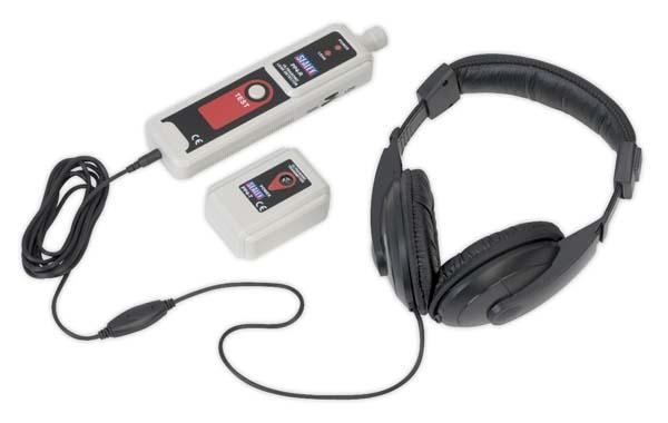 Sealey - PP4  Ultrasonic Leak Detector