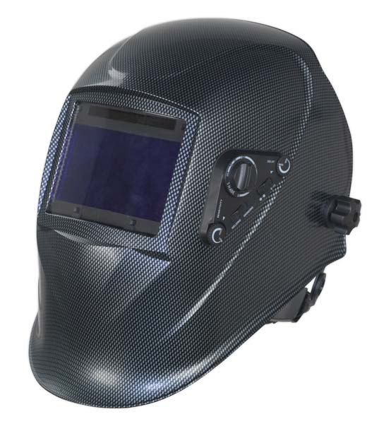 Sealey - PWH620  Welding Helmet Auto Darkening Shade 5-8/9-13